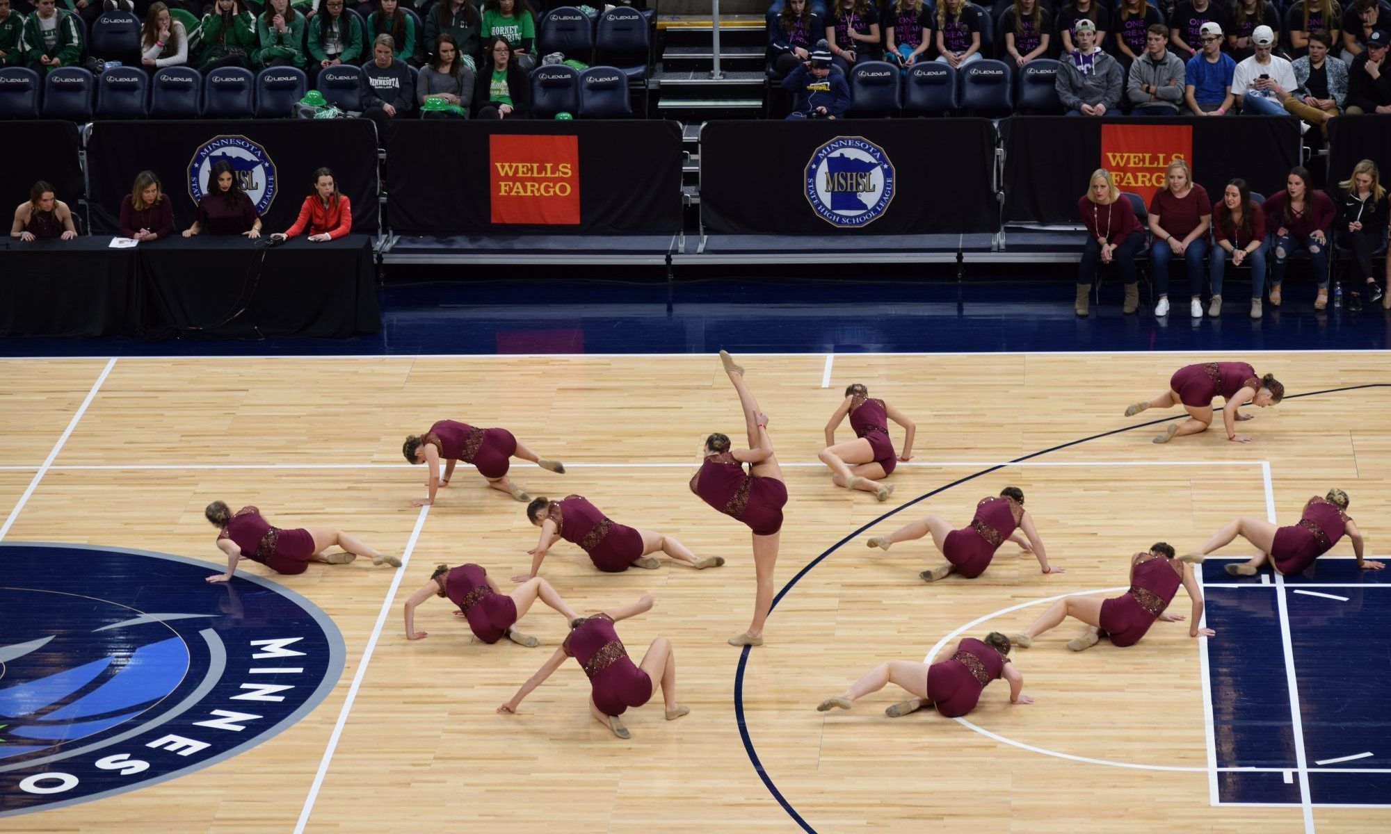 Maple Grove Dance Team